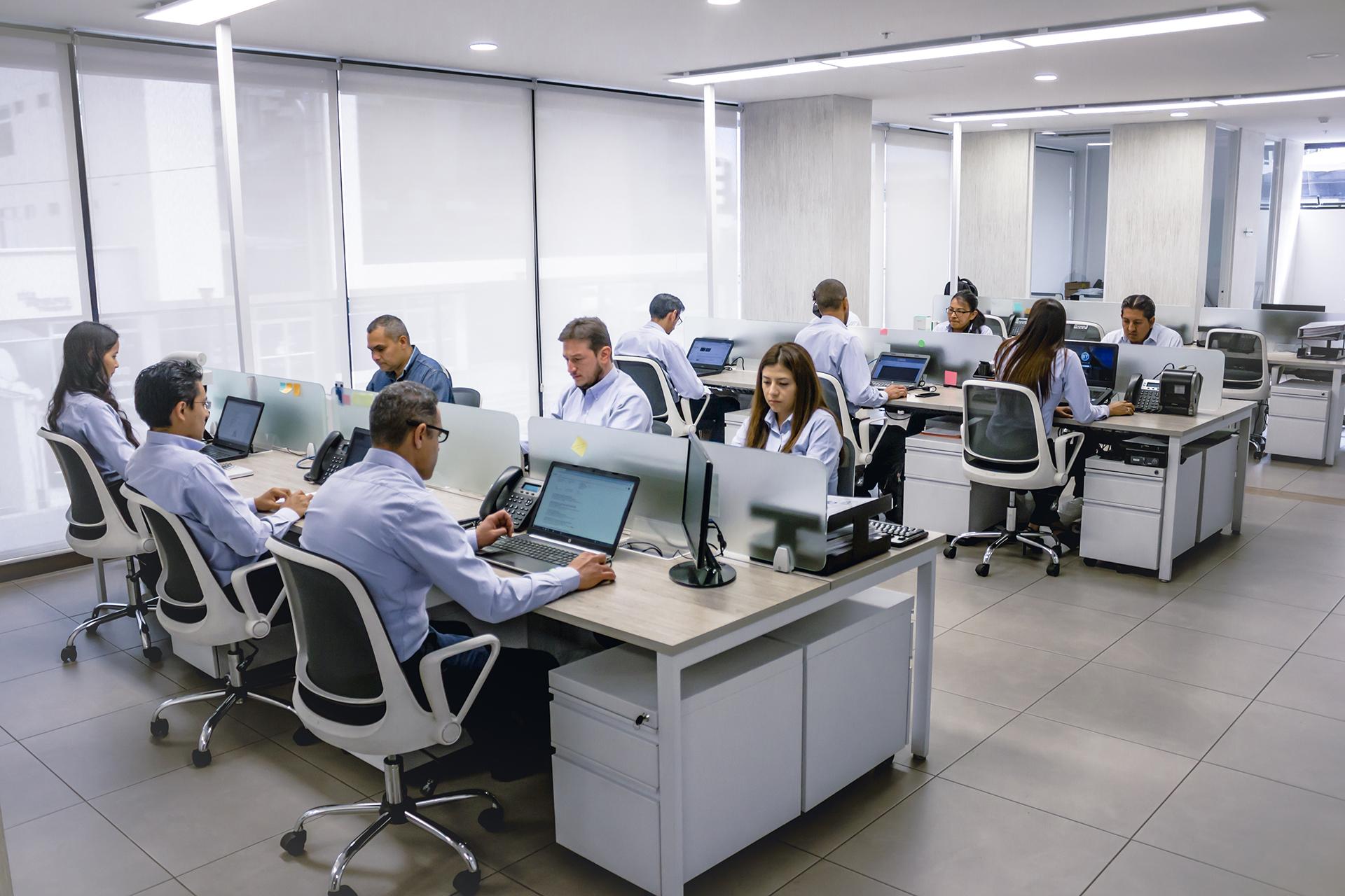 Empresas de soluciones tecnologicas Quito