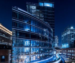 Edificios inteligentes en 2024