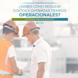 ¿Sabes cómo reducir costos y optimizar costos operacionales?