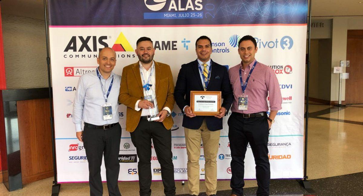 Premio Alas 2018 Produbanco Ekopark