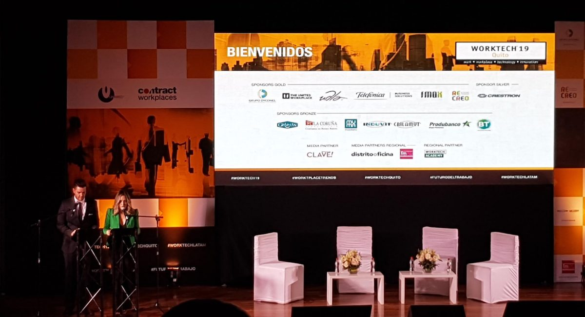 Worktech Quito 2019